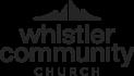 whistler church new logo